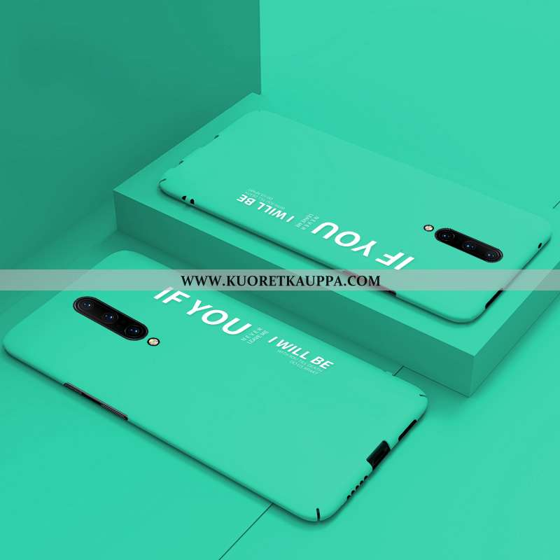Kuori Oneplus 7 Pro, Kuoret Oneplus 7 Pro, Kotelo Oneplus 7 Pro Luova Suuntaus Net Red Pesty Suede S