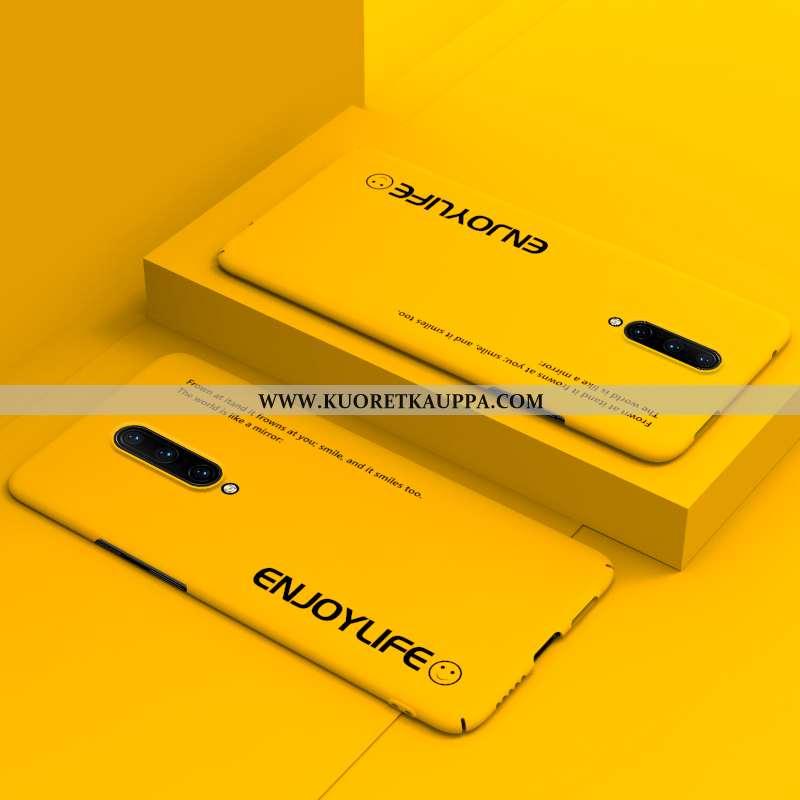 Kuori Oneplus 7 Pro, Kuoret Oneplus 7 Pro, Kotelo Oneplus 7 Pro Persoonallisuus Luova Valo Suojaus K