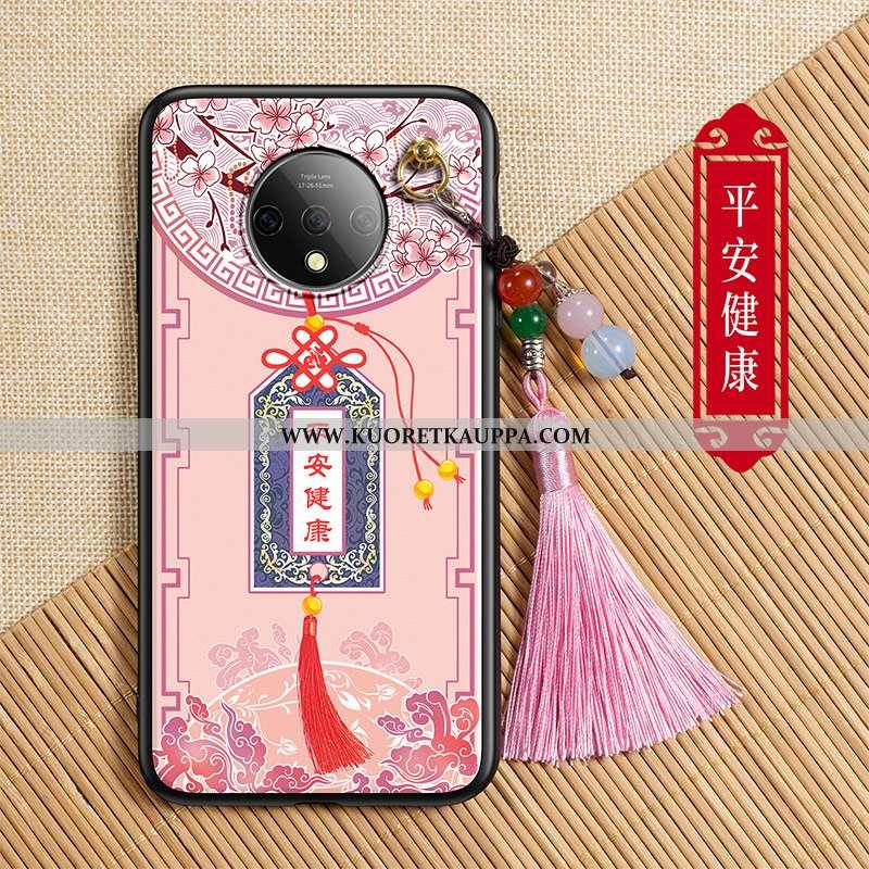 Kuori Oneplus 7t, Kuoret Oneplus 7t, Kotelo Oneplus 7t Silikoni Suojaus Kiinalainen Tyyli Suuntaus Y