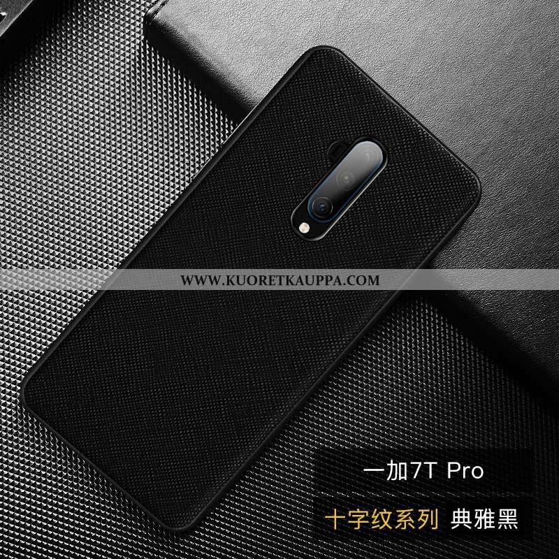 Kuori Oneplus 7t Pro, Kuoret Oneplus 7t Pro, Kotelo Oneplus 7t Pro Suuntaus Suojaus Musta Murtumaton