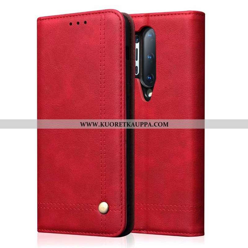 Kuori Oneplus 8 Pro, Kuoret Oneplus 8 Pro, Kotelo Oneplus 8 Pro Suojaus Ylellisyys Puhelimen Punaine