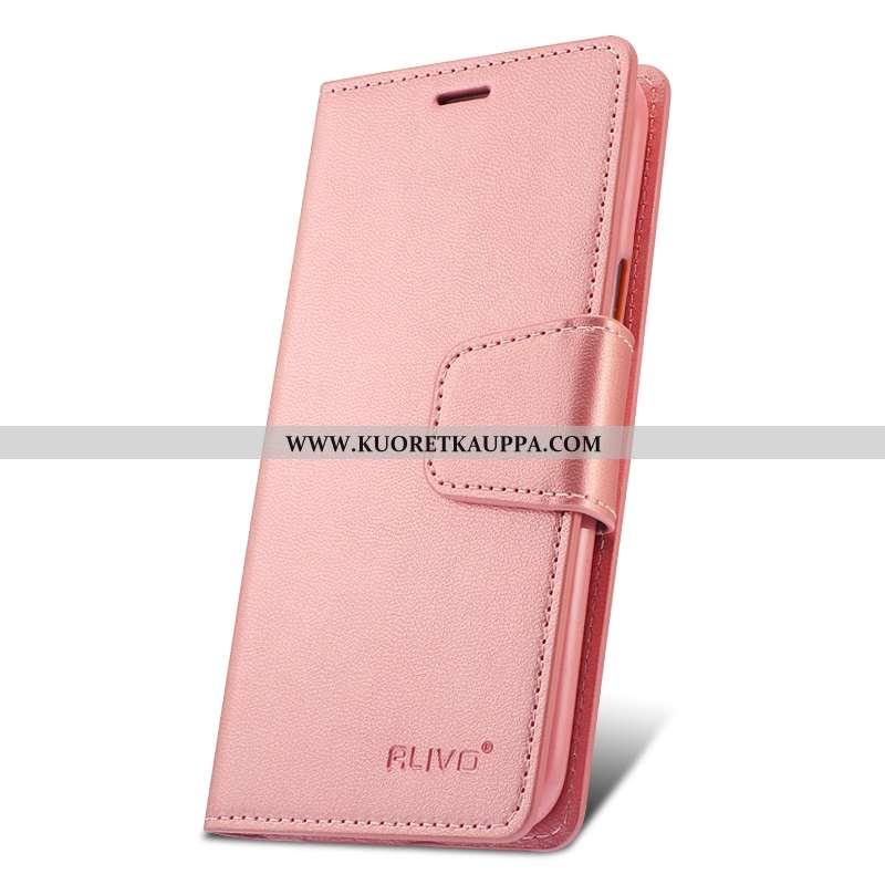 Kuori Oppo A5, Kuoret Oppo A5, Kotelo Oppo A5 Silikoni Suojaus Puhelimen All Inclusive Pinkki