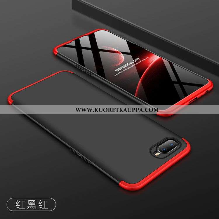 Kuori Oppo Rx17 Neo, Kuoret Oppo Rx17 Neo, Kotelo Oppo Rx17 Neo Ultra Valo Puhelimen Net Red Suojaus