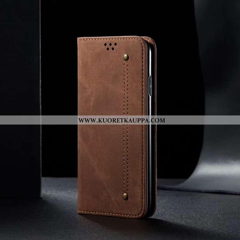 Kuori Samsung Galaxy A10s, Kuoret Samsung Galaxy A10s, Kotelo Samsung Galaxy A10s Suojaus Nahkakuori