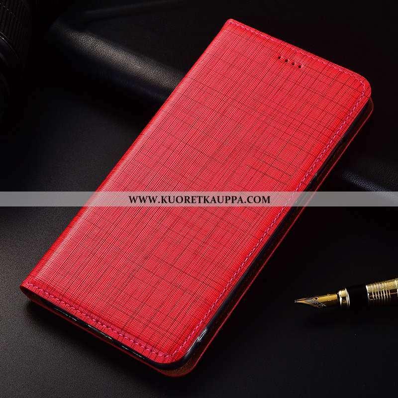 Kuori Samsung Galaxy A20e, Kuoret Samsung Galaxy A20e, Kotelo Samsung Galaxy A20e Aito Nahka Silikon