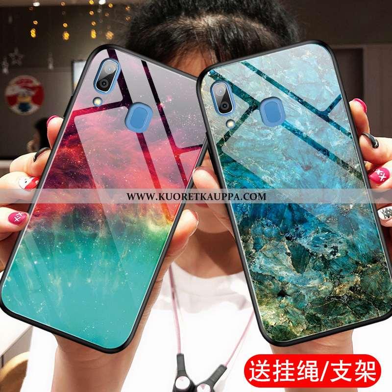 Kuori Samsung Galaxy A20e, Kuoret Samsung Galaxy A20e, Kotelo Samsung Galaxy A20e Lasi Ripustettavat
