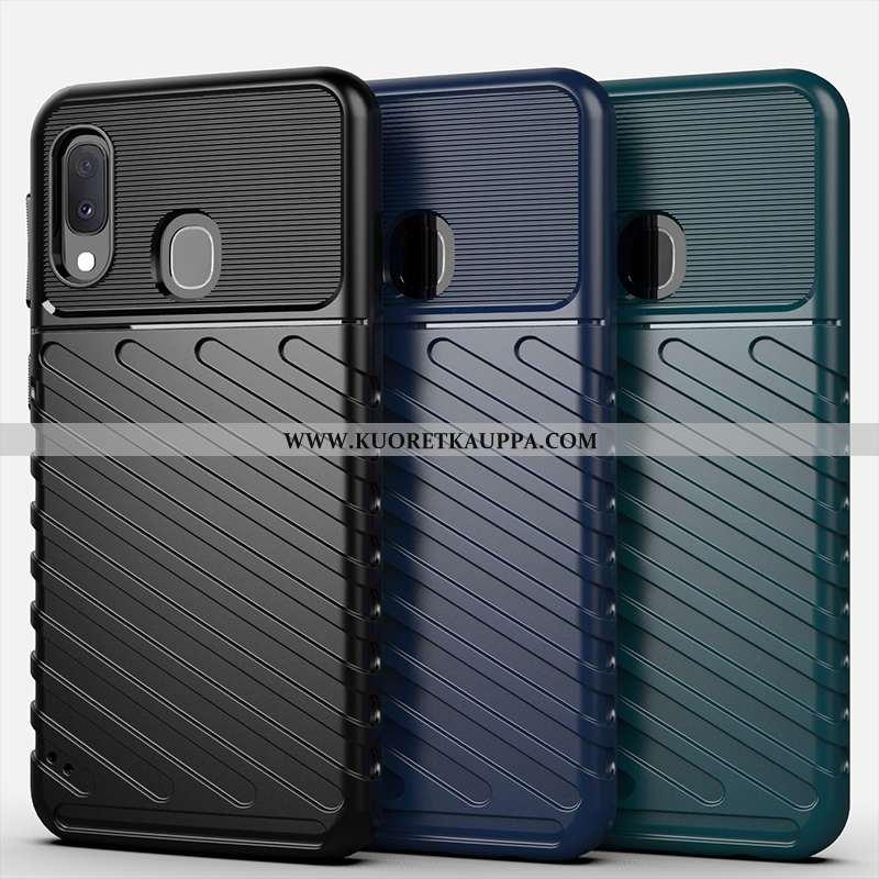 Kuori Samsung Galaxy A20e, Kuoret Samsung Galaxy A20e, Kotelo Samsung Galaxy A20e Silikoni Suojaus M