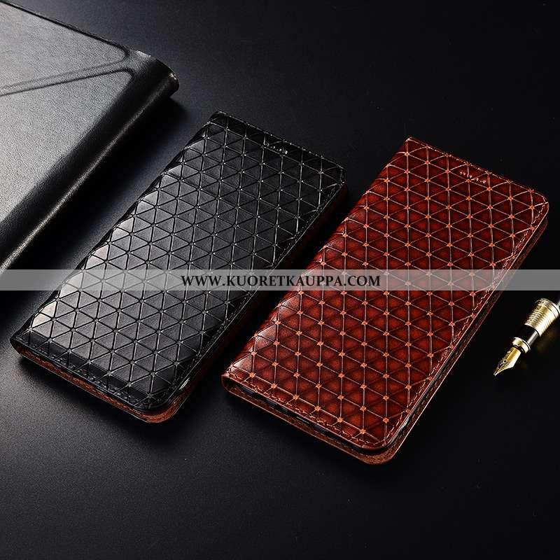 Kuori Samsung Galaxy A20s, Kuoret Samsung Galaxy A20s, Kotelo Samsung Galaxy A20s Aito Nahka Suuntau