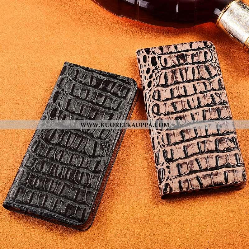 Kuori Samsung Galaxy A20s, Kuoret Samsung Galaxy A20s, Kotelo Samsung Galaxy A20s Nahkakuori Pesty S