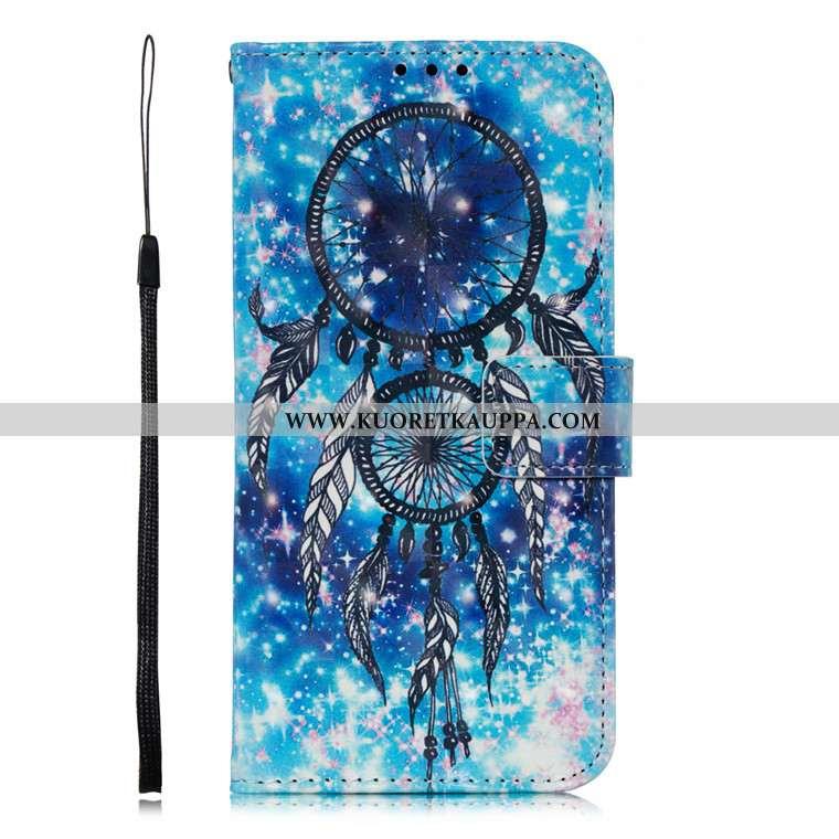 Kuori Samsung Galaxy A20s, Kuoret Samsung Galaxy A20s, Kotelo Samsung Galaxy A20s Nahkakuori Sarjaku