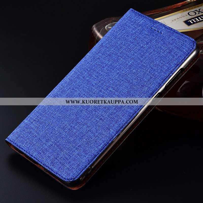 Kuori Samsung Galaxy A20s, Kuoret Samsung Galaxy A20s, Kotelo Samsung Galaxy A20s Pellava Nahkakuori