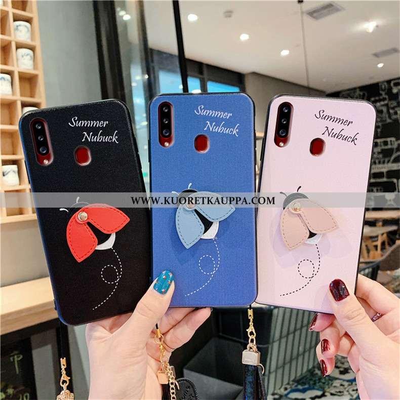 Kuori Samsung Galaxy A20s, Kuoret Samsung Galaxy A20s, Kotelo Samsung Galaxy A20s Suuntaus Pehmeä Ne