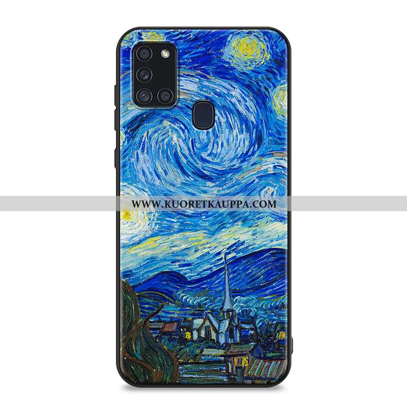 Kuori Samsung Galaxy A21s, Kuoret Samsung Galaxy A21s, Kotelo Samsung Galaxy A21s Ihana Pehmeä Neste