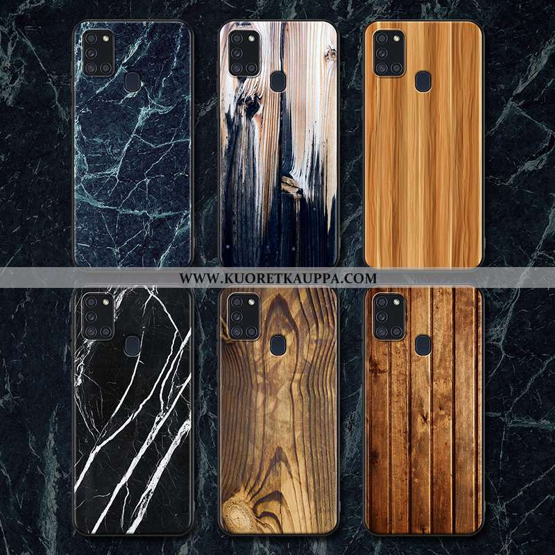 Kuori Samsung Galaxy A21s, Kuoret Samsung Galaxy A21s, Kotelo Samsung Galaxy A21s Pehmeä Neste Silik