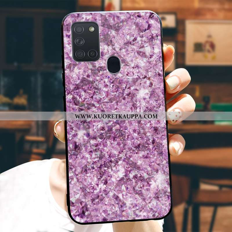 Kuori Samsung Galaxy A21s, Kuoret Samsung Galaxy A21s, Kotelo Samsung Galaxy A21s Persoonallisuus Ku