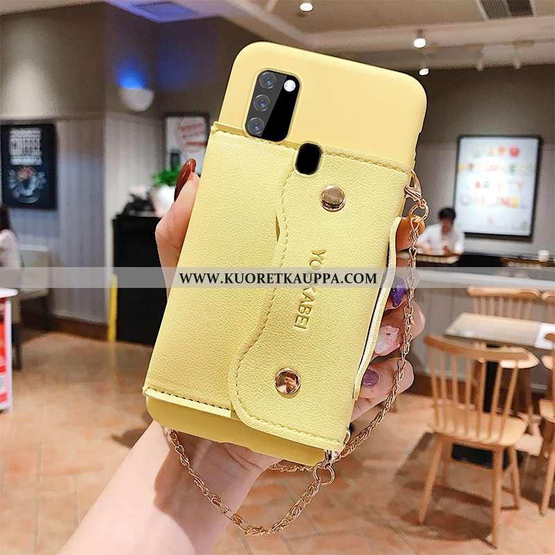 Kuori Samsung Galaxy A21s, Kuoret Samsung Galaxy A21s, Kotelo Samsung Galaxy A21s Salkku Silikoni Ke