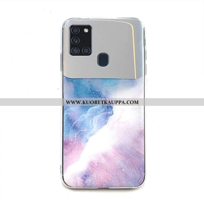 Kuori Samsung Galaxy A21s, Kuoret Samsung Galaxy A21s, Kotelo Samsung Galaxy A21s Suojaus Persoonall
