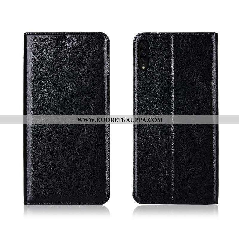 Kuori Samsung Galaxy A30s, Kuoret Samsung Galaxy A30s, Kotelo Samsung Galaxy A30s Pesty Suede Aito N
