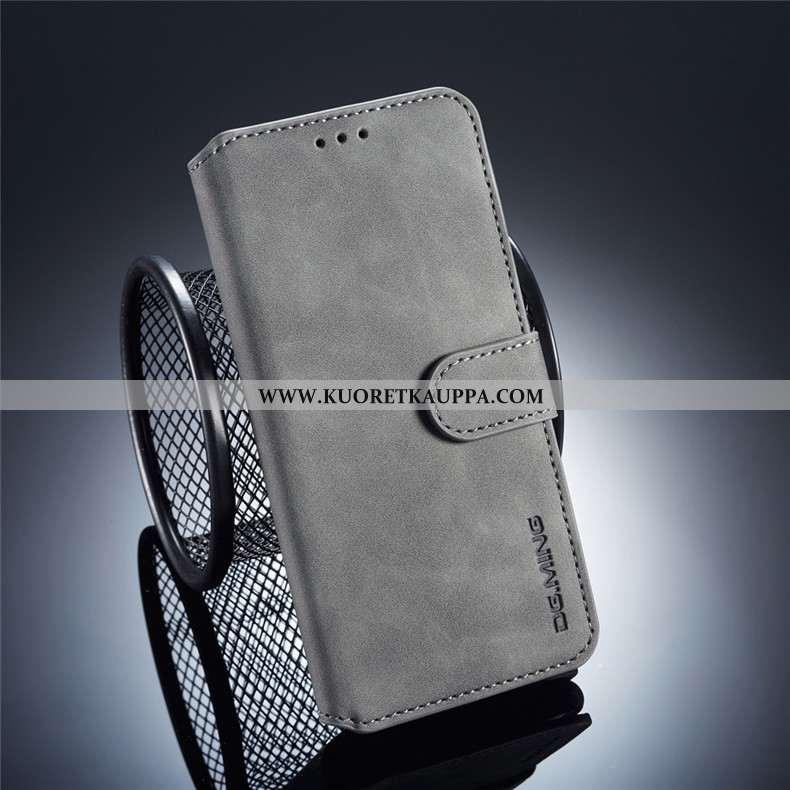 Kuori Samsung Galaxy A40, Kuoret Samsung Galaxy A40, Kotelo Samsung Galaxy A40 Nahkakuori Salkku Mur