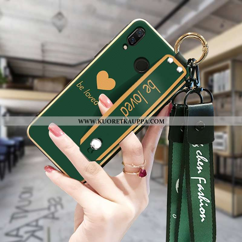 Kuori Samsung Galaxy A40, Kuoret Samsung Galaxy A40, Kotelo Samsung Galaxy A40 Suuntaus Suojaus Vihr