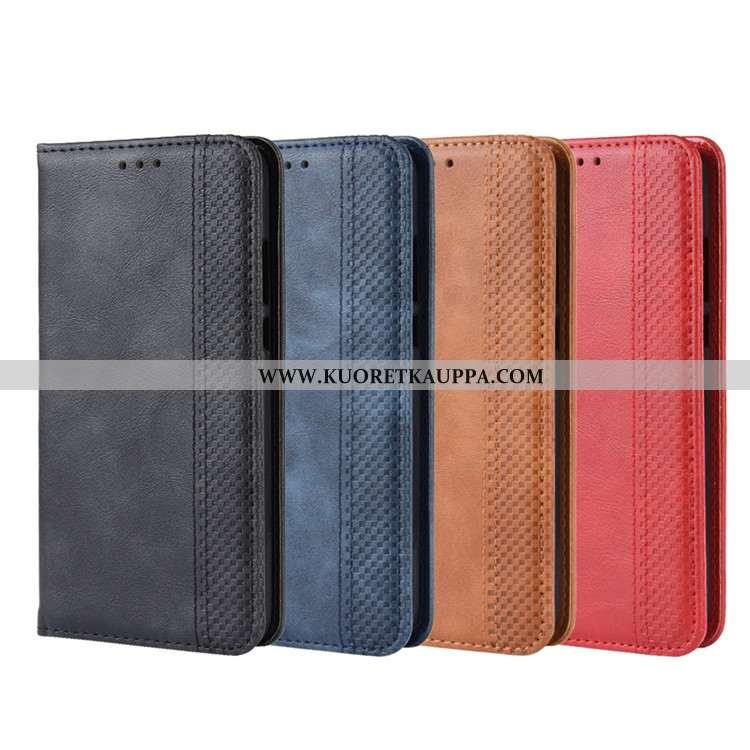 Kuori Samsung Galaxy A40s, Kuoret Samsung Galaxy A40s, Kotelo Samsung Galaxy A40s Nahkakuori Salkku