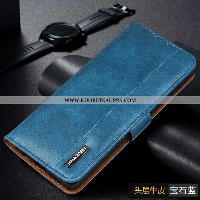 Kuori Samsung Galaxy A41, Kuoret Samsung Galaxy A41, Kotelo Samsung Galaxy A41 Nahkakuori Murtumaton