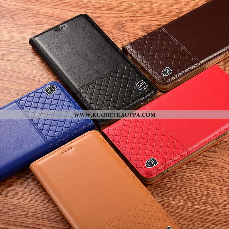 Kuori Samsung Galaxy A41, Kuoret Samsung Galaxy A41, Kotelo Samsung Galaxy A41 Suojaus Nahkakuori Pu
