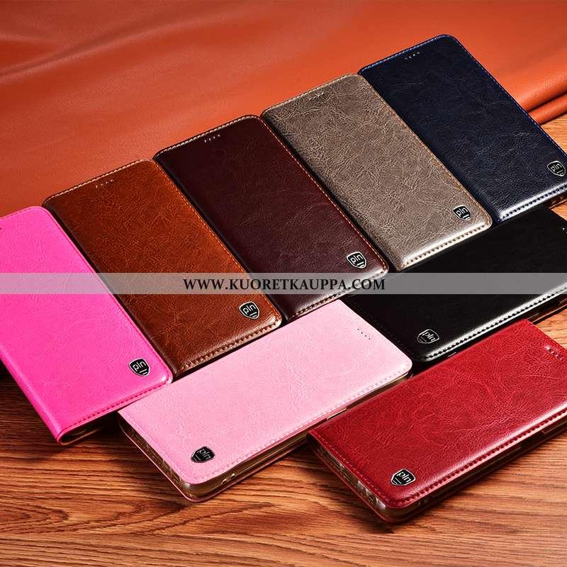 Kuori Samsung Galaxy A41, Kuoret Samsung Galaxy A41, Kotelo Samsung Galaxy A41 Suojaus Nahkakuori Tä