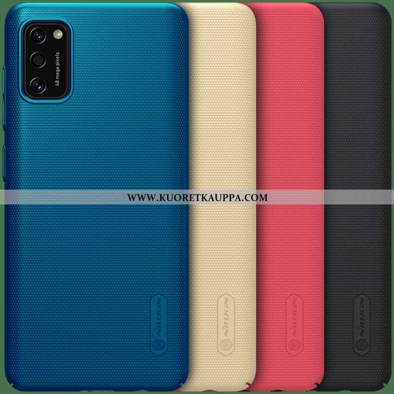 Kuori Samsung Galaxy A41, Kuoret Samsung Galaxy A41, Kotelo Samsung Galaxy A41 Suojaus Pesty Suede S