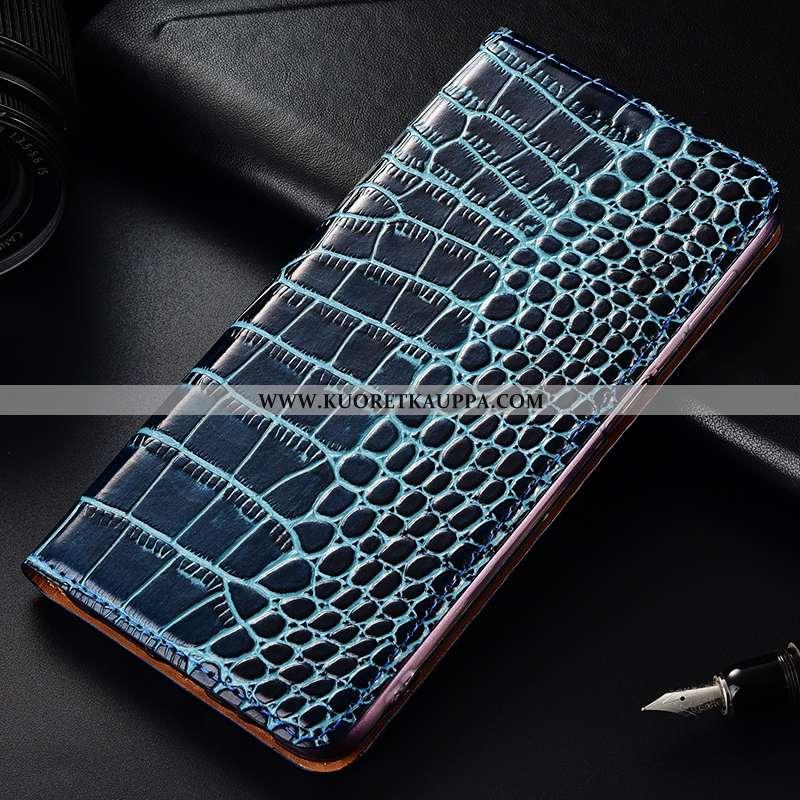 Kuori Samsung Galaxy A50, Kuoret Samsung Galaxy A50, Kotelo Samsung Galaxy A50 Aito Nahka Kukkakuvio