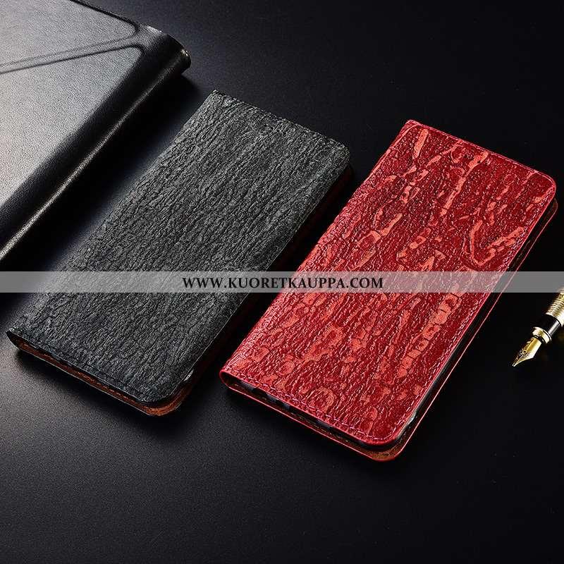 Kuori Samsung Galaxy A50, Kuoret Samsung Galaxy A50, Kotelo Samsung Galaxy A50 Pesty Suede Aito Nahk