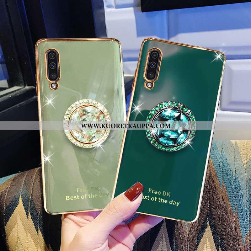 Kuori Samsung Galaxy A50, Kuoret Samsung Galaxy A50, Kotelo Samsung Galaxy A50 Tila Ylellisyys Pehme