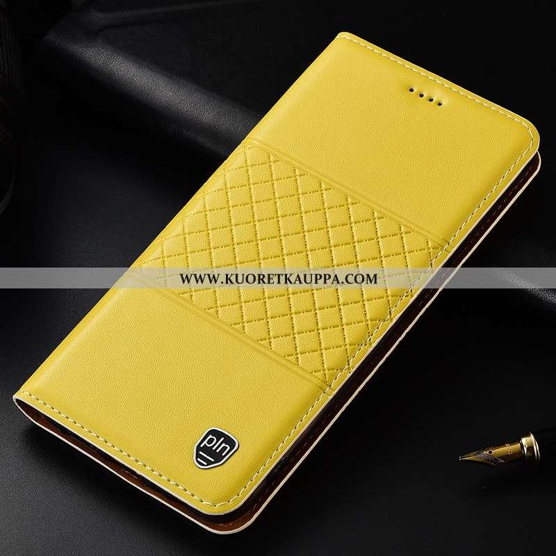 Kuori Samsung Galaxy A50s, Kuoret Samsung Galaxy A50s, Kotelo Samsung Galaxy A50s Aito Nahka Suojaus