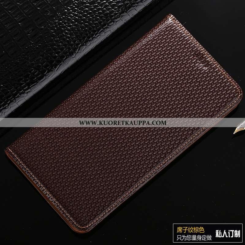 Kuori Samsung Galaxy A50s, Kuoret Samsung Galaxy A50s, Kotelo Samsung Galaxy A50s Suojaus Aito Nahka