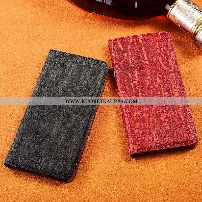 Kuori Samsung Galaxy A51, Kuoret Samsung Galaxy A51, Kotelo Samsung Galaxy A51 Aito Nahka Nahka Simp