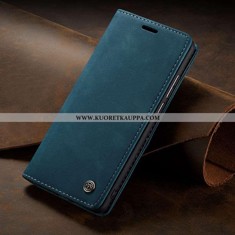 Kuori Samsung Galaxy A51, Kuoret Samsung Galaxy A51, Kotelo Samsung Galaxy A51 Nahkakuori Aito Nahka