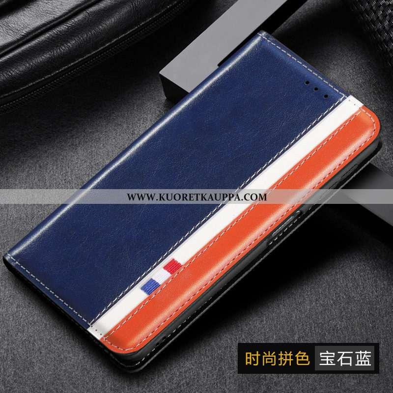 Kuori Samsung Galaxy A51, Kuoret Samsung Galaxy A51, Kotelo Samsung Galaxy A51 Nahkakuori Simpukka T