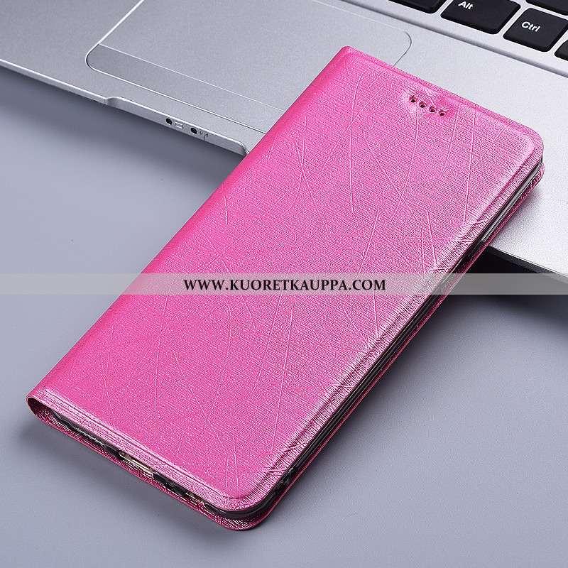 Kuori Samsung Galaxy A60, Kuoret Samsung Galaxy A60, Kotelo Samsung Galaxy A60 Nahkakuori Simpukka J