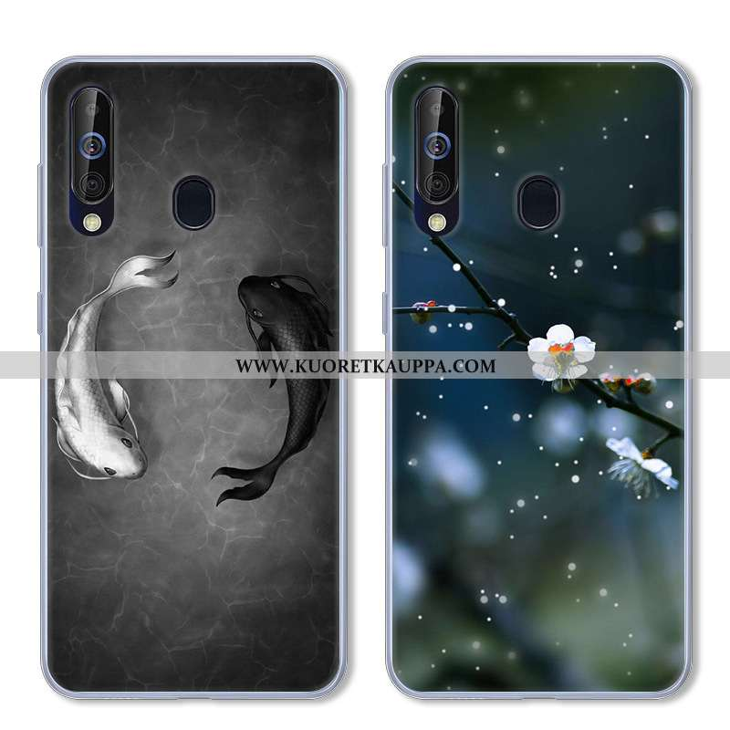 Kuori Samsung Galaxy A60, Kuoret Samsung Galaxy A60, Kotelo Samsung Galaxy A60 Pehmeä Neste Silikoni