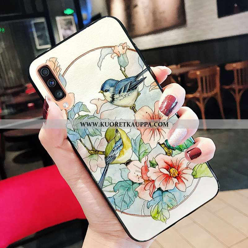 Kuori Samsung Galaxy A70, Kuoret Samsung Galaxy A70, Kotelo Samsung Galaxy A70 Tila Suuntaus Puhelim