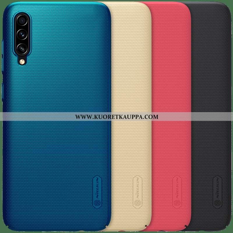Kuori Samsung Galaxy A70s, Kuoret Samsung Galaxy A70s, Kotelo Samsung Galaxy A70s Pesty Suede Valo T
