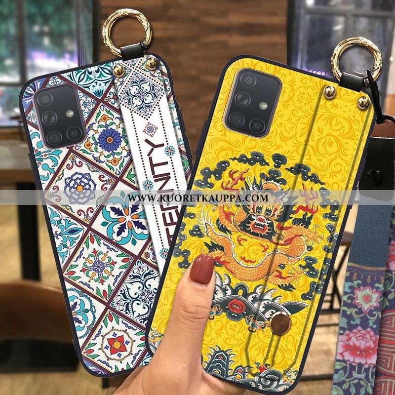 Kuori Samsung Galaxy A71, Kuoret Samsung Galaxy A71, Kotelo Samsung Galaxy A71 Pehmeä Neste Suojaus