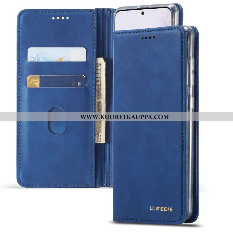 Kuori Samsung Galaxy A71, Kuoret Samsung Galaxy A71, Kotelo Samsung Galaxy A71 Suojaus Sininen Yksin