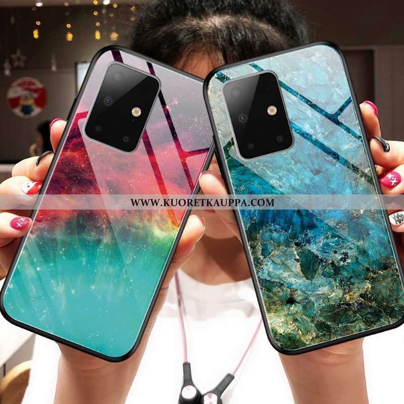 Kuori Samsung Galaxy A71, Kuoret Samsung Galaxy A71, Kotelo Samsung Galaxy A71 Valo Silikoni Puhelim