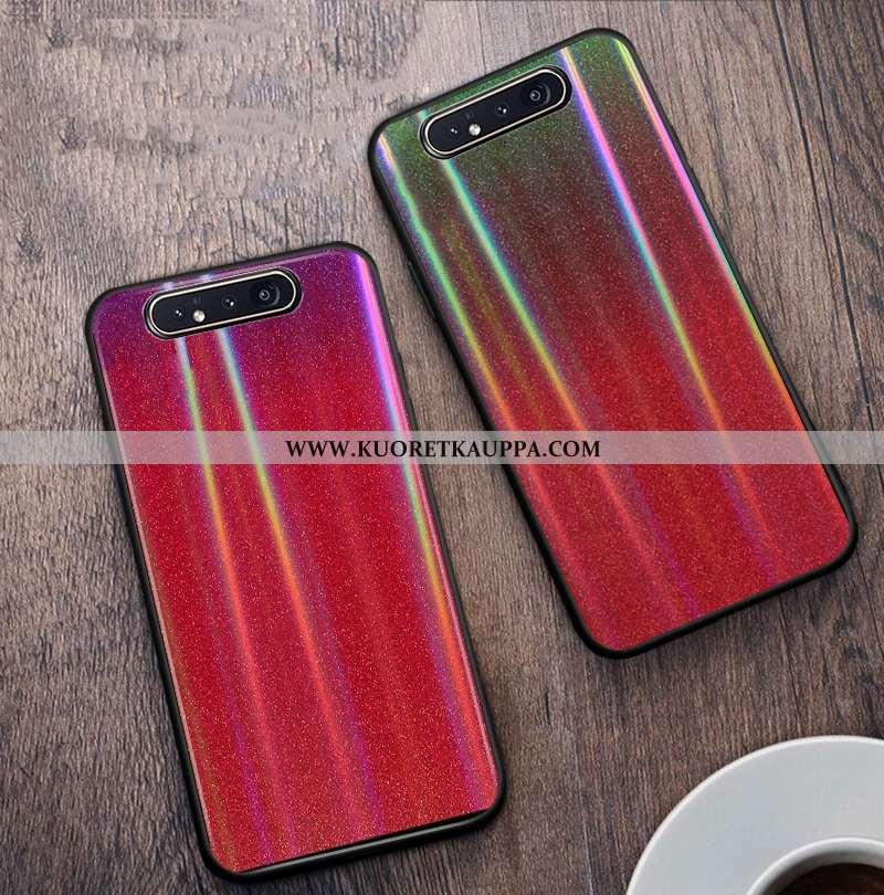 Kuori Samsung Galaxy A80, Kuoret Samsung Galaxy A80, Kotelo Samsung Galaxy A80 Näytönsuojus Suuntaus