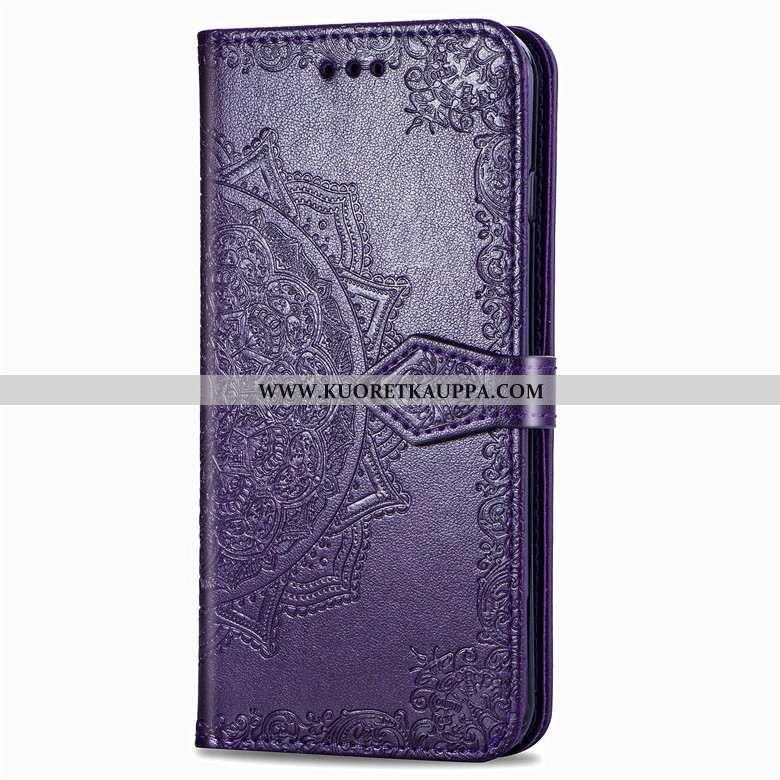 Kuori Samsung Galaxy A80, Kuoret Samsung Galaxy A80, Kotelo Samsung Galaxy A80 Nahkakuori Suojaus Vi