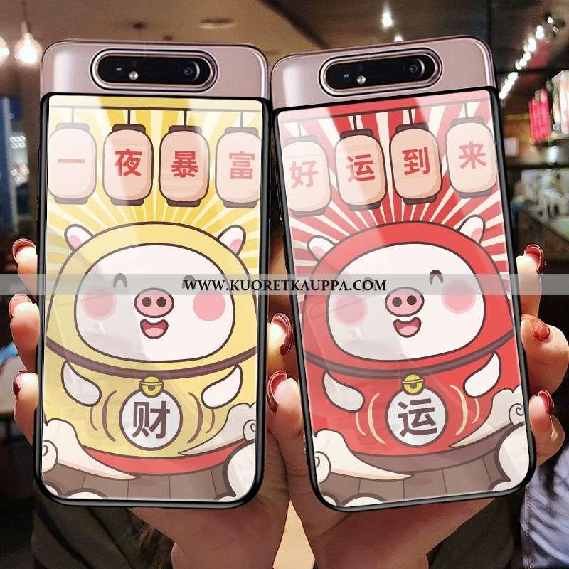 Kuori Samsung Galaxy A80, Kuoret Samsung Galaxy A80, Kotelo Samsung Galaxy A80 Persoonallisuus Sarja