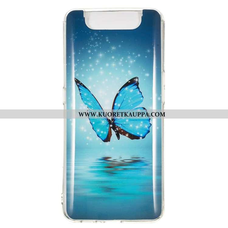 Kuori Samsung Galaxy A80, Kuoret Samsung Galaxy A80, Kotelo Samsung Galaxy A80 Sarjakuva Ripustettav