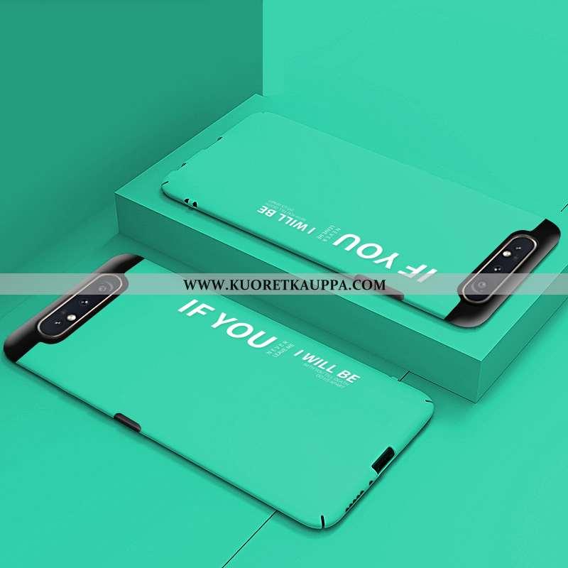 Kuori Samsung Galaxy A80, Kuoret Samsung Galaxy A80, Kotelo Samsung Galaxy A80 Ultra Valo Luova Yksi
