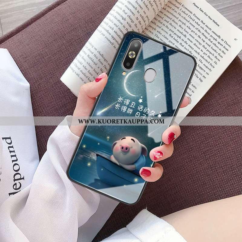 Kuori Samsung Galaxy A8s, Kuoret Samsung Galaxy A8s, Kotelo Samsung Galaxy A8s Lasi Persoonallisuus